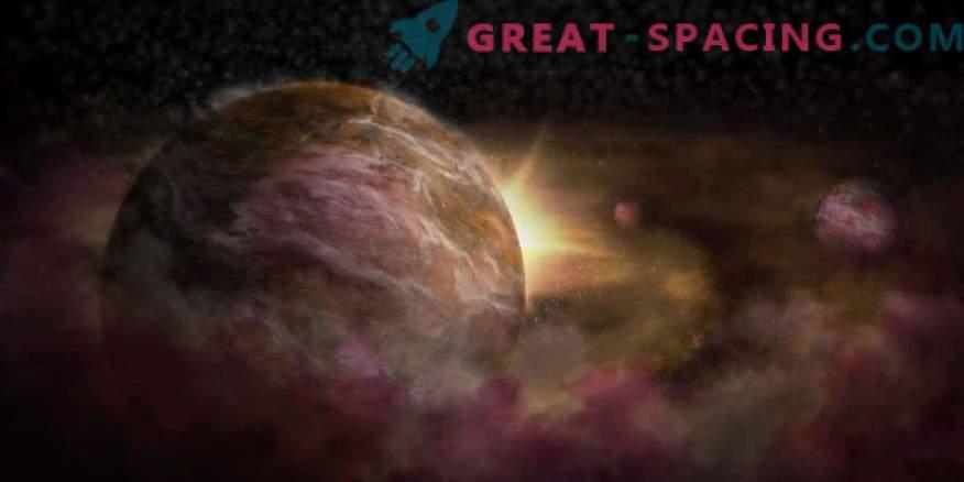Una nueva forma de buscar planetas para niños