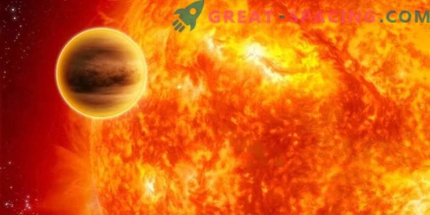 Los restos del planeta están dispersos cerca de la Estrella de la Muerte