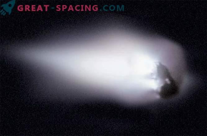 Por qué algunos asteroides se comportan como cometas: Fotos