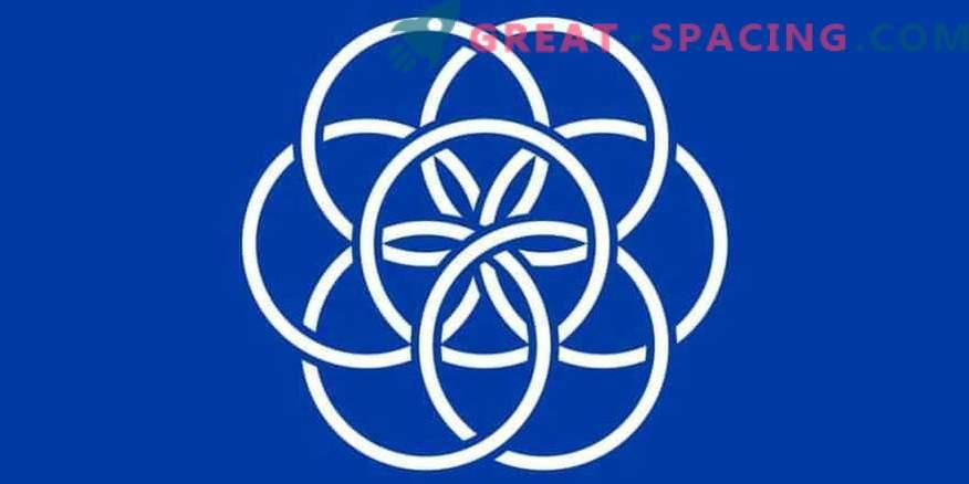 La nueva bandera de la Tierra es mucho más inclinada que cualquier extraterrestre