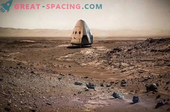 Máscara: SpaceX irá