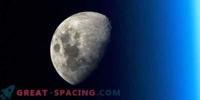 Fotos del espacio: Agenda lunar
