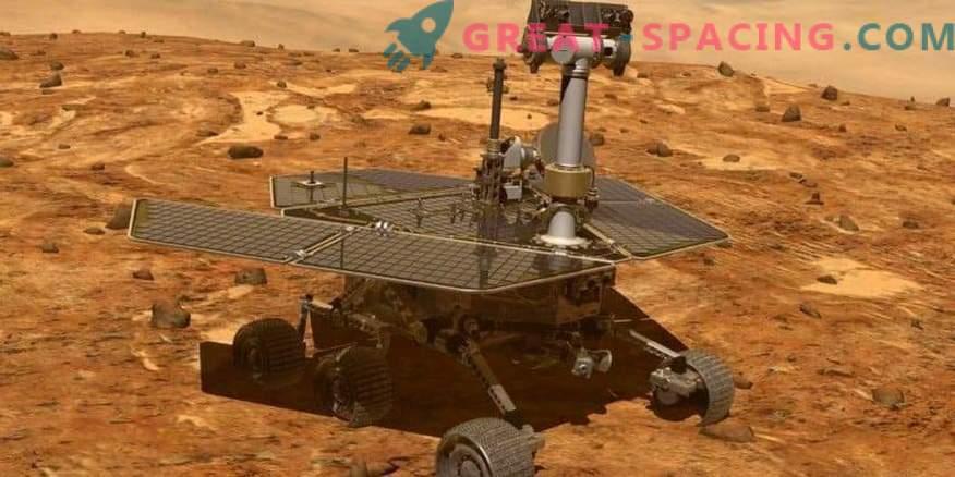 ¡El rover Opportunity todavía tiene tiempo!