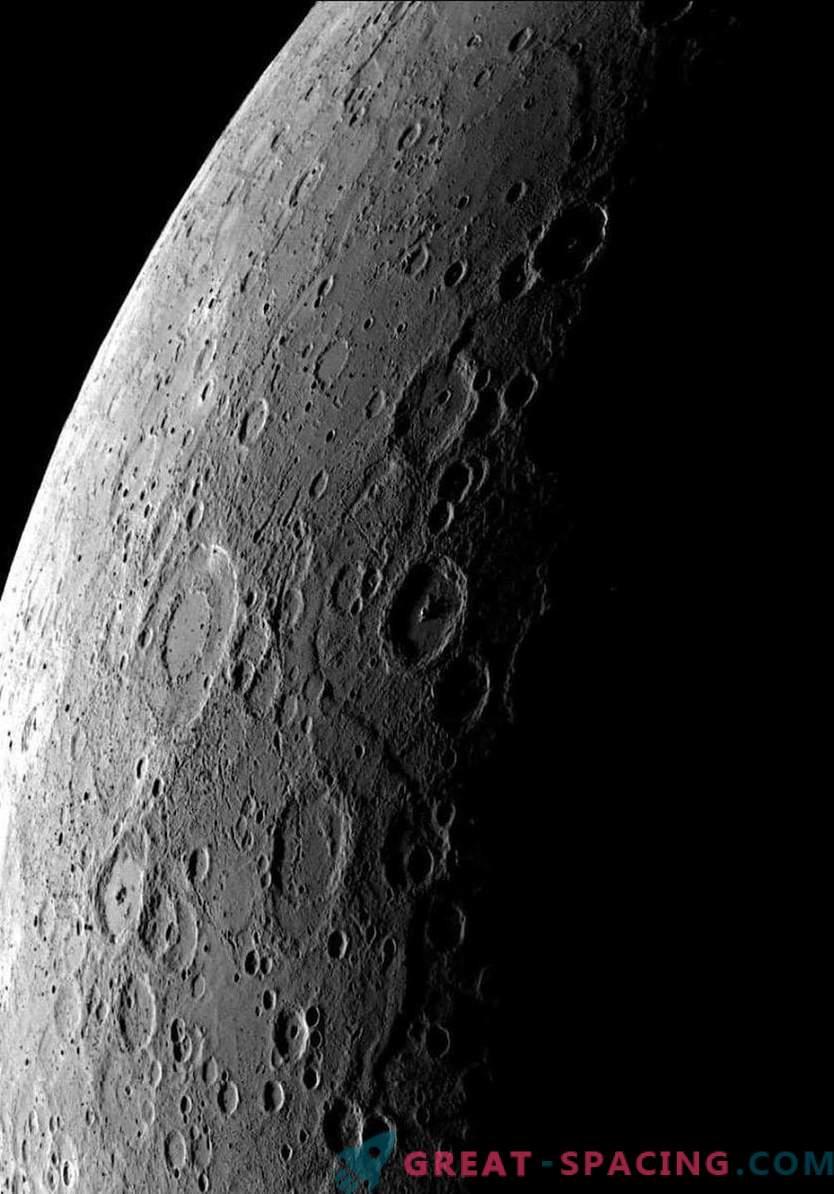 ¡El planeta Mercurio se reduce de tamaño!
