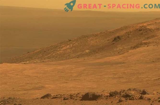 Võimaluse Marsi sõitja lõpetati, et jätkata Punase planeedi vallutamist