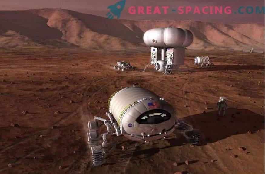 ¿Por qué debería la humanidad colonizar Marte