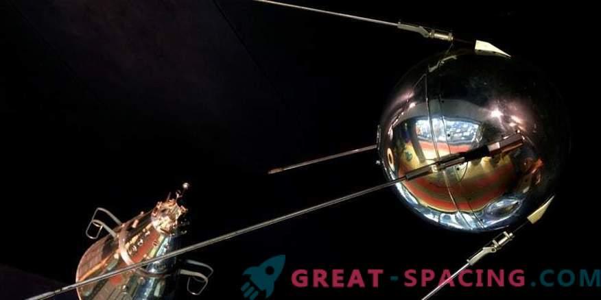 Satélite desde donde comenzó la carrera espacial