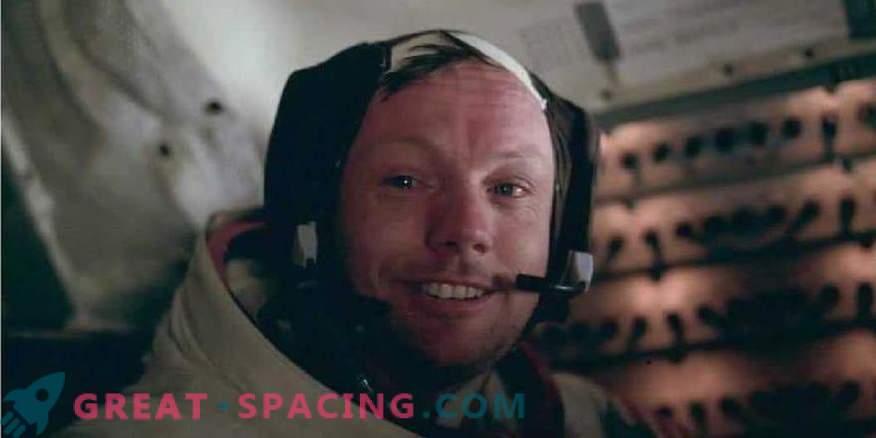 Neil Armstrong: El primer hombre en la luna