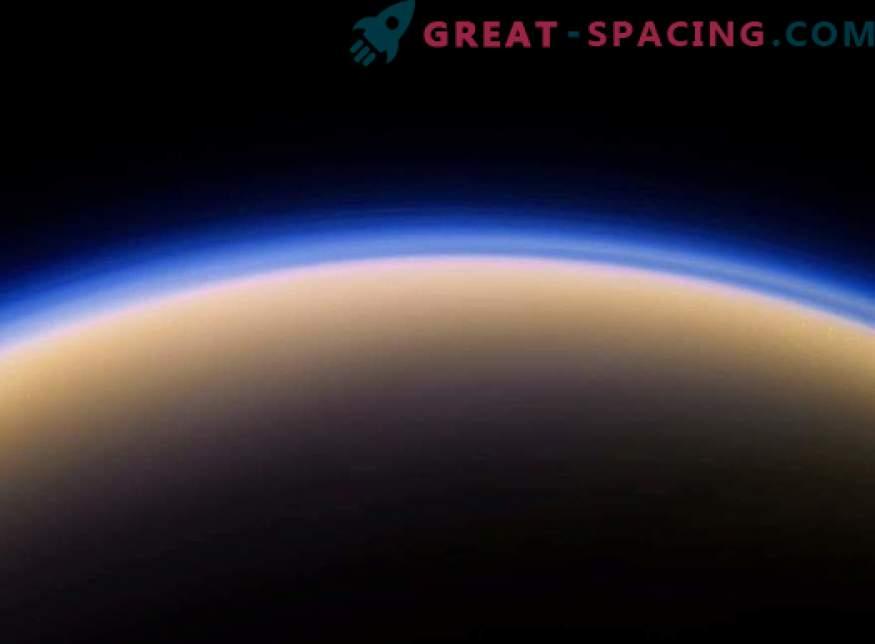 La baja gravedad le permitirá volar en Titán