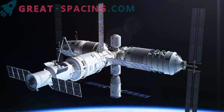 El laboratorio espacial chino volverá a la Tierra