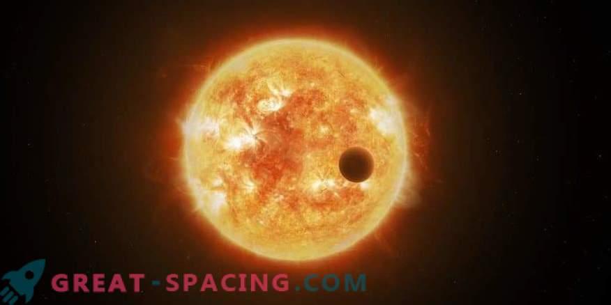 Se encontraron 4 nuevos Júpiter calientes