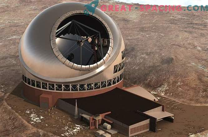 La instalación de un telescopio gigante en Hawai es cuestionable