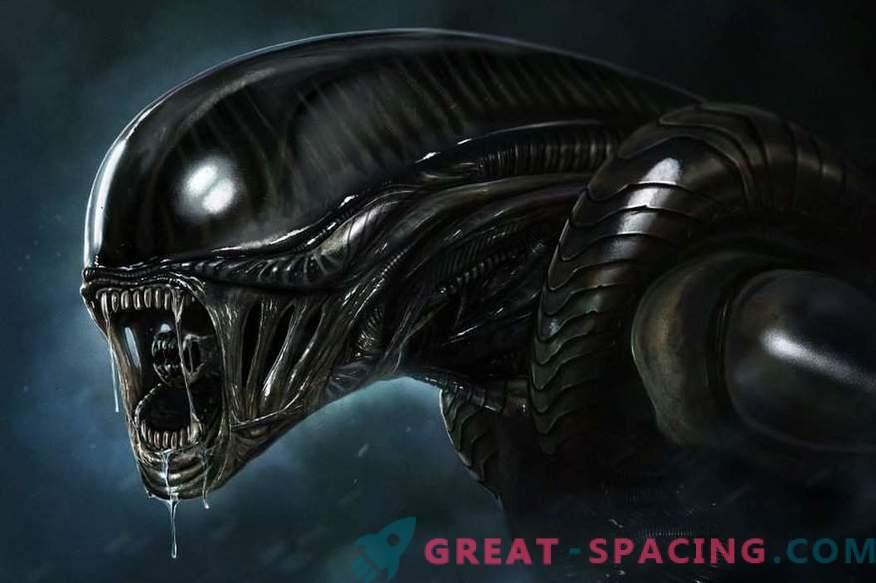 5 de los alienígenas más espeluznantes de películas y libros