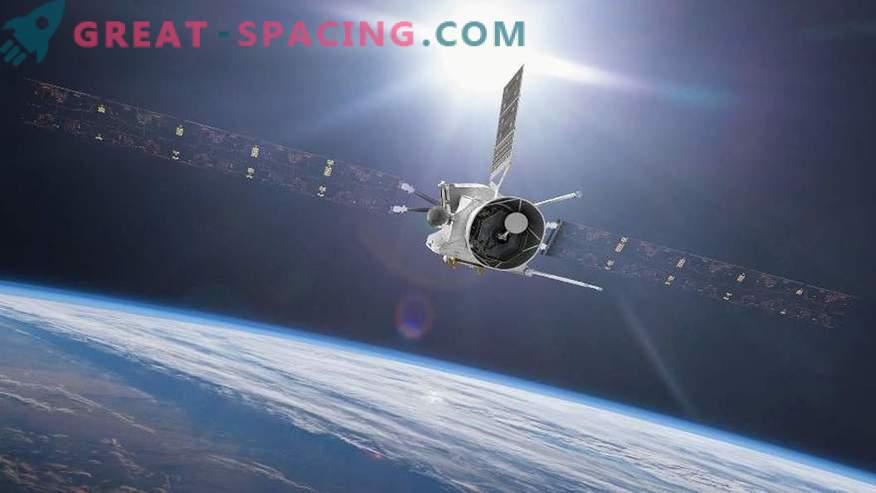 BepiColombo buscará agua y el campo magnético de Mercurio