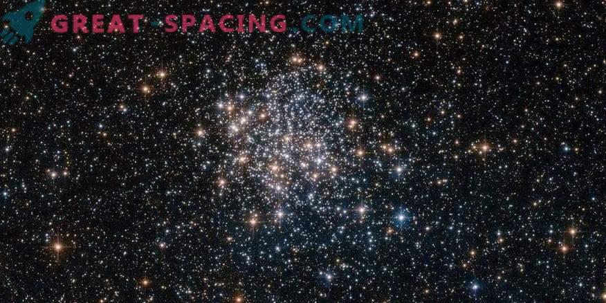 Una magnífica variedad de estrellas en la nueva foto del Hubble