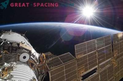 Capturado durante una encuesta espacial, el OVNI resultó ser una simple caída