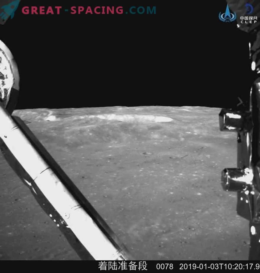 Eliminación en el lado oscuro de la luna en un nuevo video