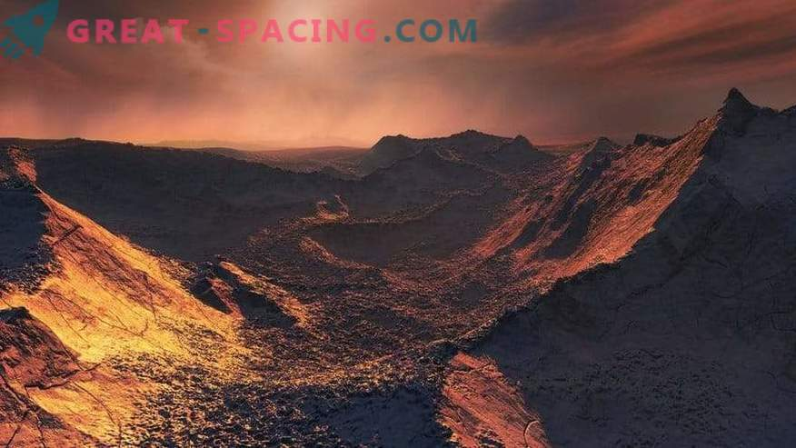 Un enorme exoplaneta se esconde cerca del sistema solar