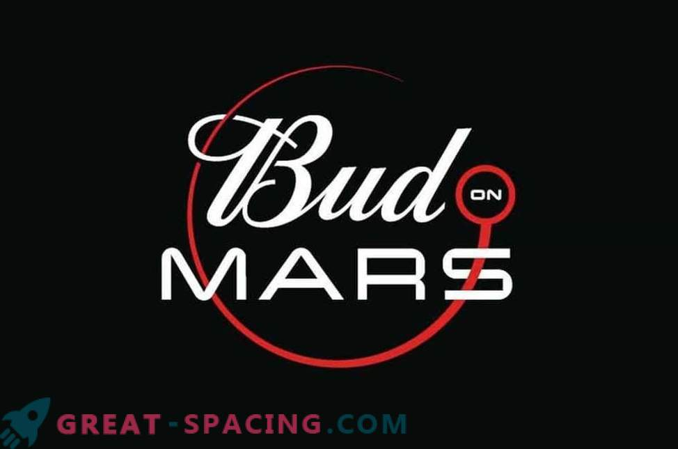 Budweiser planea elaborar cerveza en Marte y realizar pruebas en la ISS