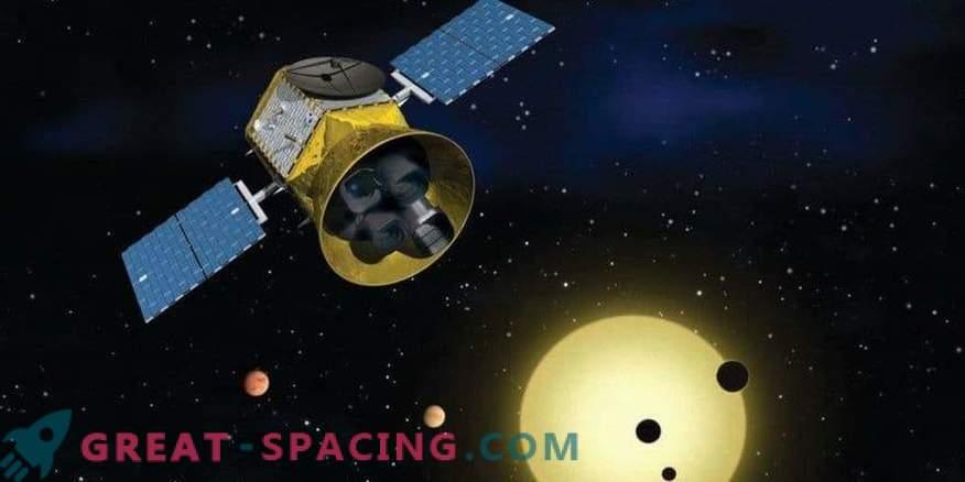 TESS captura un cometa antes del inicio de la investigación científica