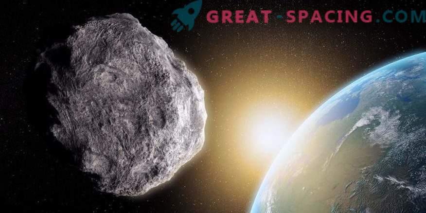 El 19 de abril, un asteroide barre la Tierra.