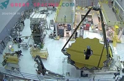 Say hello to our future space mega telescope