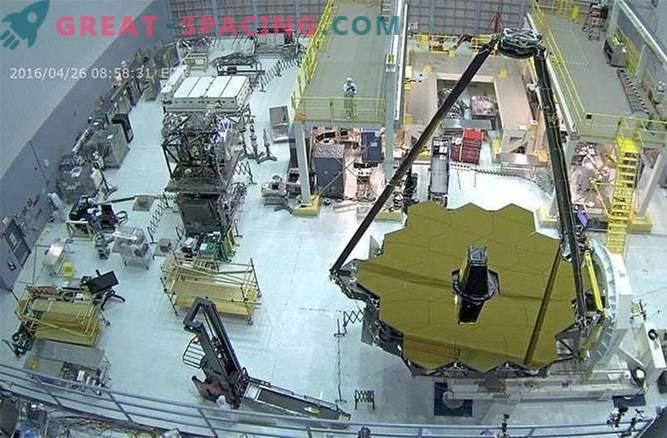 Saluda a nuestro futuro mega telescopio espacial