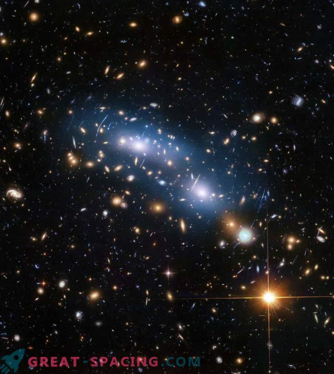 La materia oscura se puede asignar mediante un nuevo método