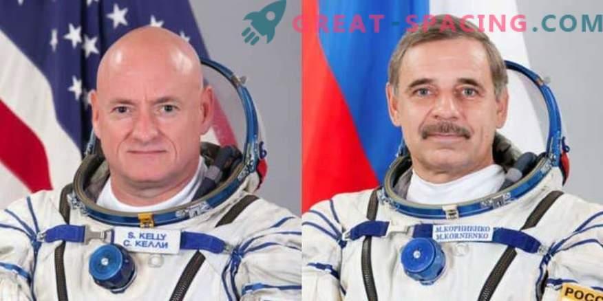340 días en el espacio! Los científicos están estudiando los cambios en el cuerpo de los astronautas