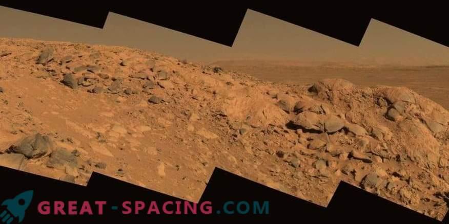 Marte 2020 puede regresar al sitio de aterrizaje del vehículo rover Spirit