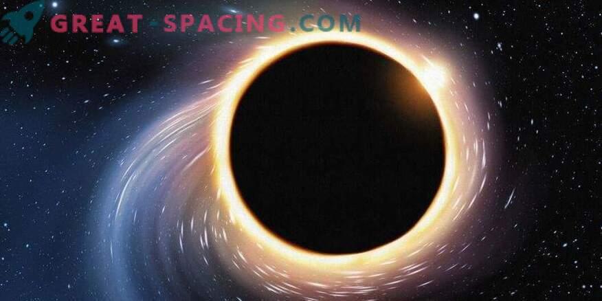 ¿Puede un agujero negro destruir el sistema solar