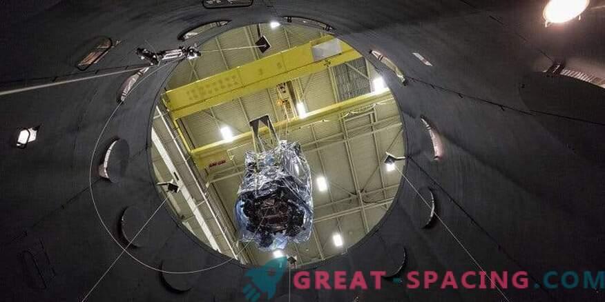 Preparación de la sonda solar de Parker para el vuelo espacial