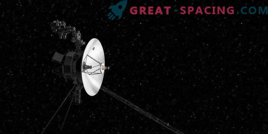 El Voyager 2 se acerca al borde del Sistema Solar