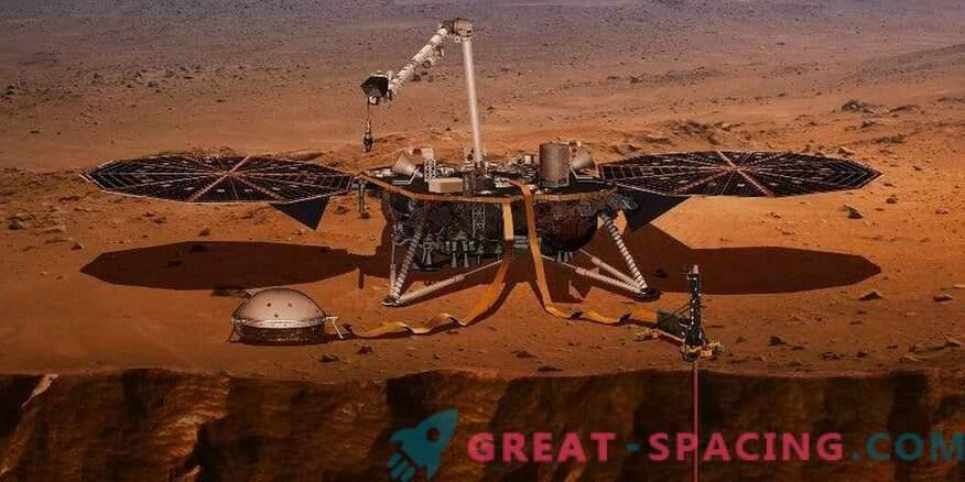 El inicio de la misión InSight está programado para el 5 de mayo