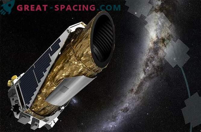 Después del nuevo lanzamiento, Kepler descubrió el primer exoplaneta