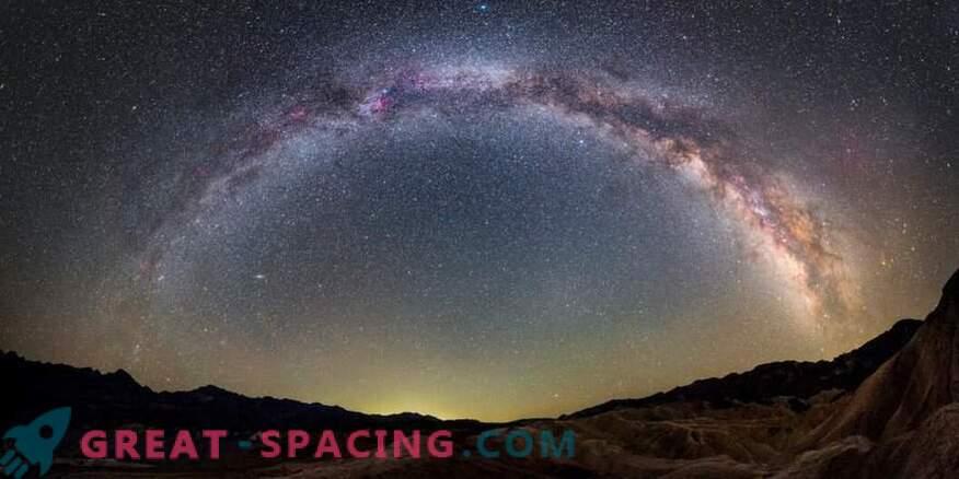 La Vía Láctea es la única galaxia. Historia de la Gran Disputa