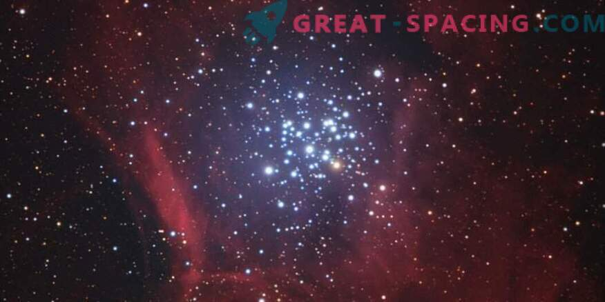 Chandra examina un grupo joven de NGC 3293