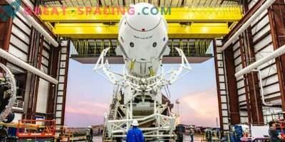 Luz verde para probar la nave espacial SpaceX
