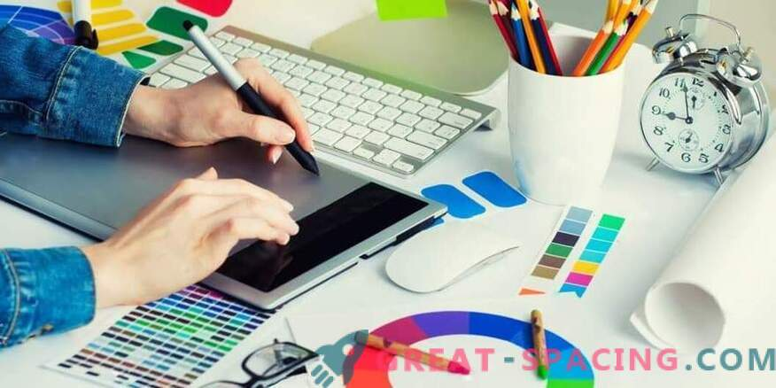 Graphic Designer es una profesión rentable del siglo XXI