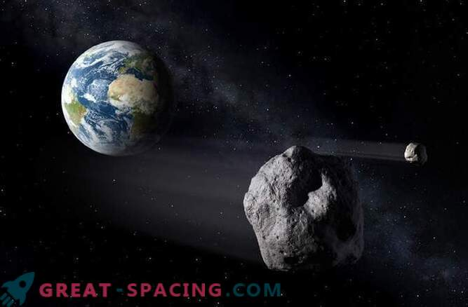 El asteroide de treinta metros volará junto a la Tierra el próximo mes.