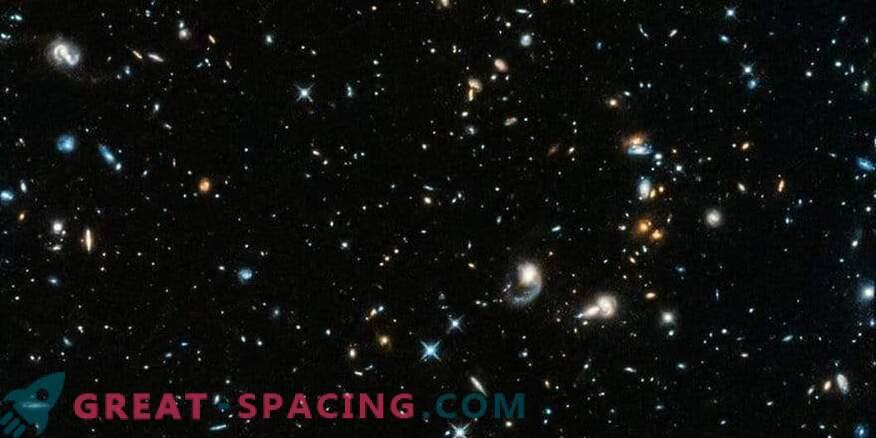 Primera foto después de despertar el telescopio Hubble