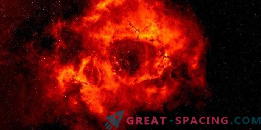 El enigma del corazón de la Nebulosa Rosette