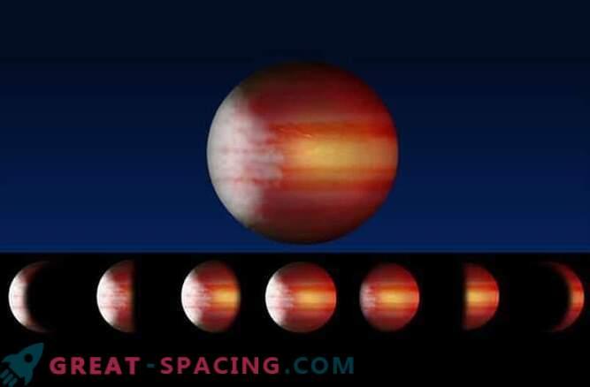 Predicción exoplanetaria: mañana nublada. Posible calor terrible