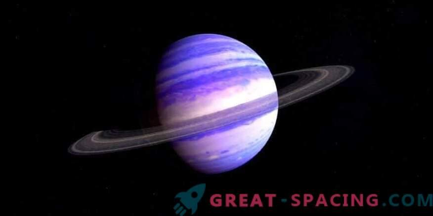Los científicos han encontrado un cálido Saturno exoplanetario