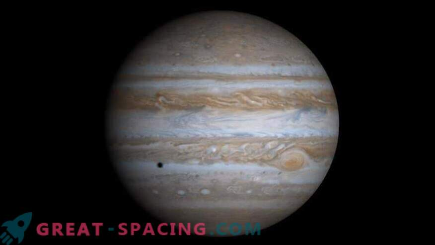 Un evento misterioso detuvo el crecimiento de Júpiter