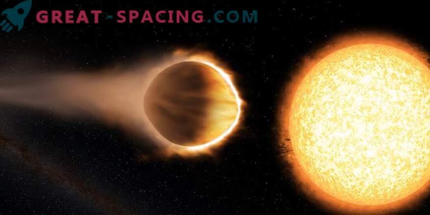 Hubble encontró un exoplaneta con una atmósfera acuática