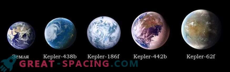 El exoplaneta Kepler-438 b se parece a la Tierra con una probabilidad del 90%