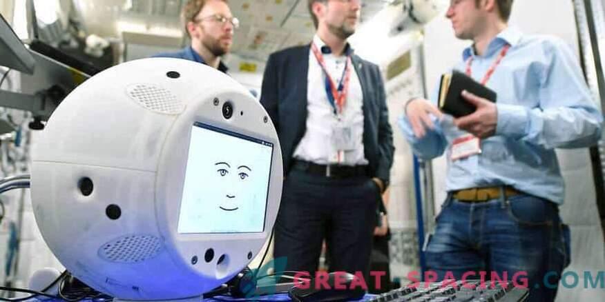 Un robot con IA planea invadir el espacio