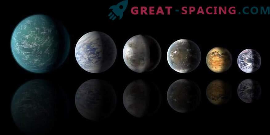 En un tiempo récord, se identificaron 80 candidatos para exoplanetas