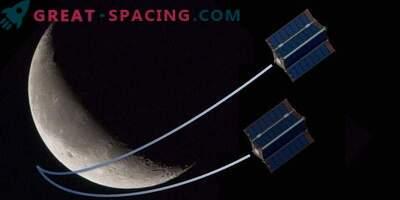La NASA está investigando el agua en la luna